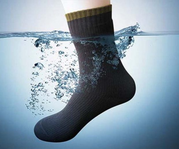 100% water proof socks breathable -768x546