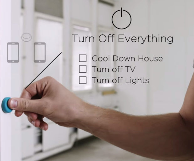 Wireless Shortcut Button for Everything- FLIC At Home or on the Go
