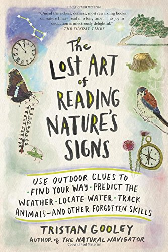 Nature signs lost art best book fun