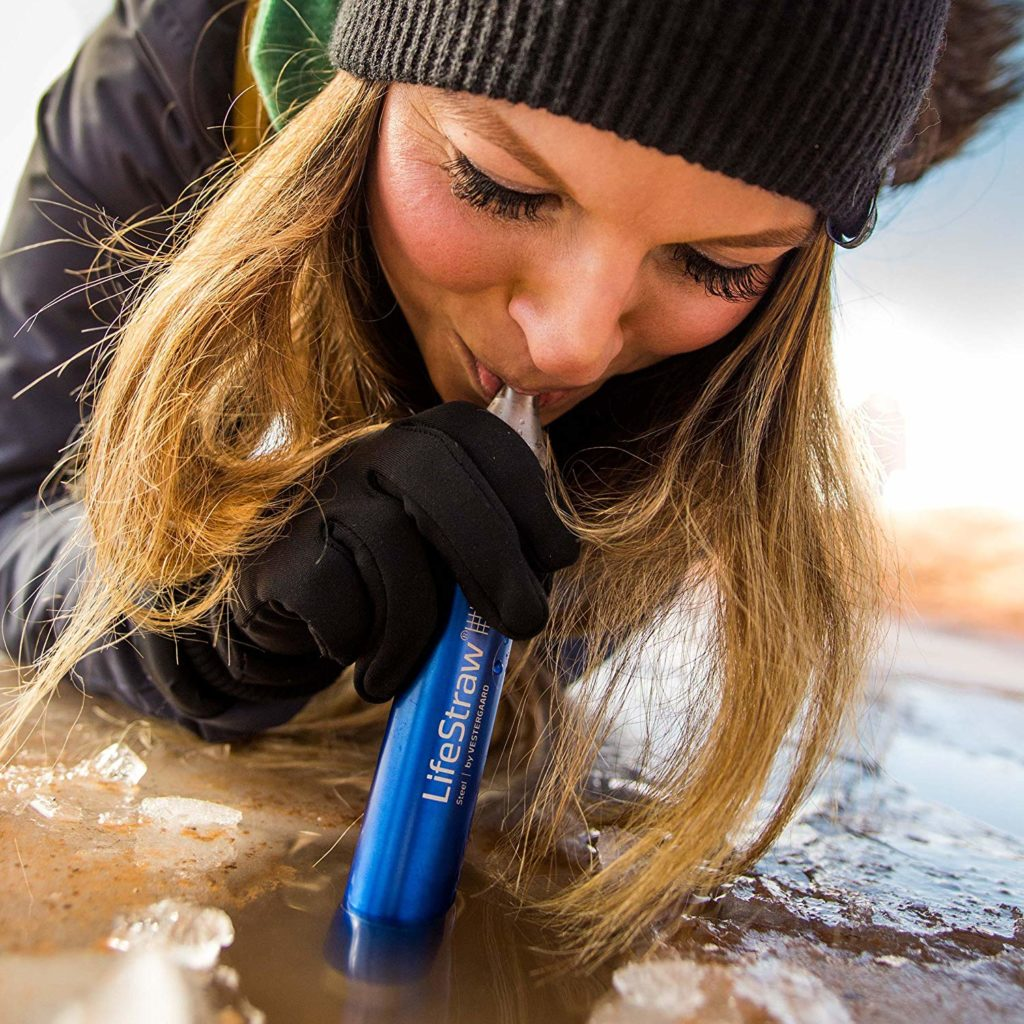 filter water anywhere steel lifestraw
