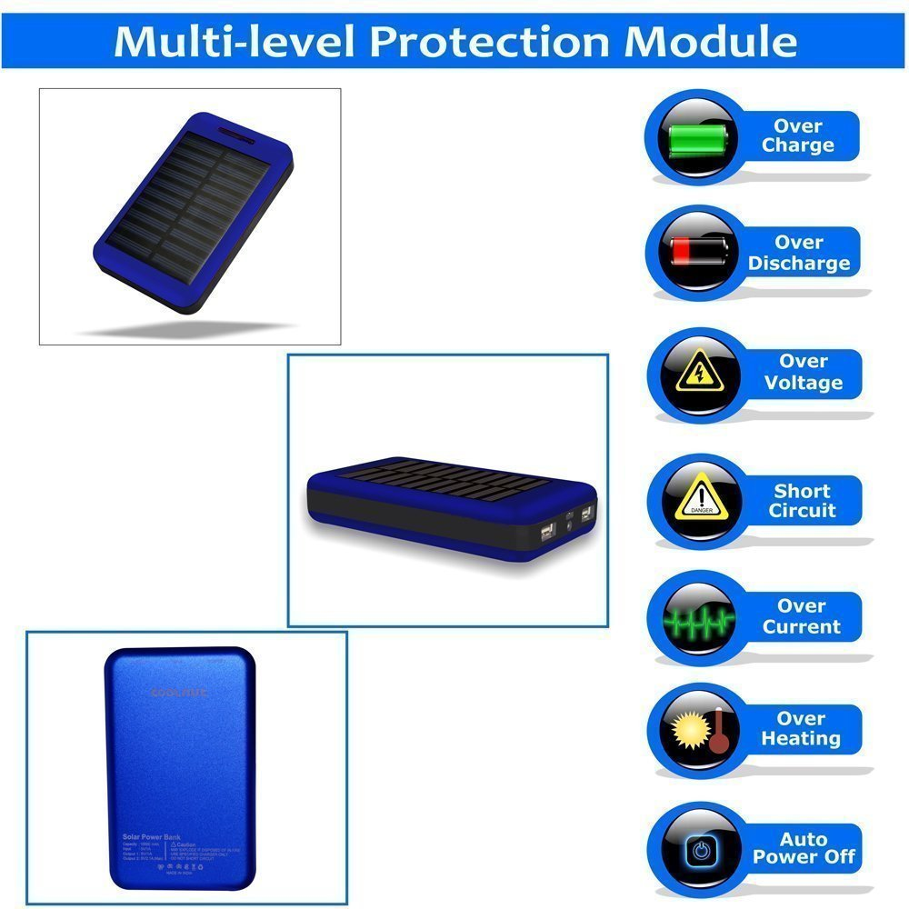 solar electricity power bank