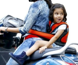 KIDSAFE Belt - Two Wheeler Child Safety