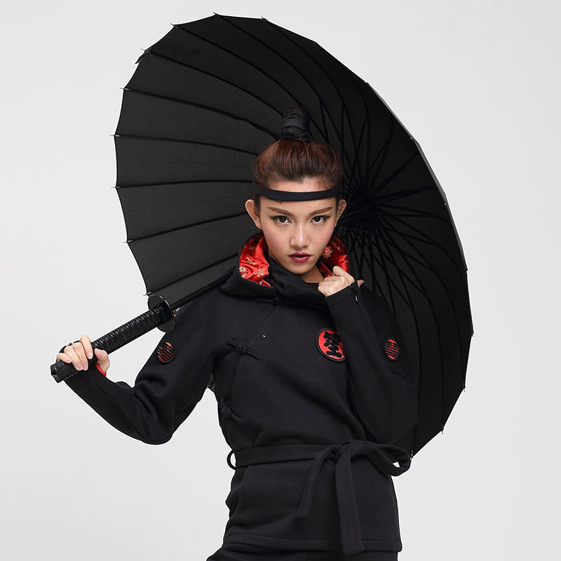 Samurai Umbrella Quirky yet useful gift