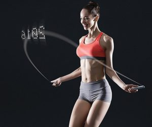Digital jump rope smart rope