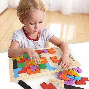 Wooden Game Jigsaw Puzzle